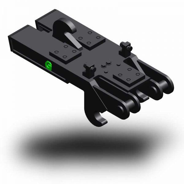 kaivinkoneen adapteri NTP10 NTP20