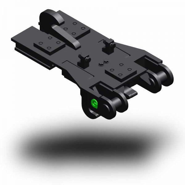 kaivinkoneen adapteri NTP20 NTP10