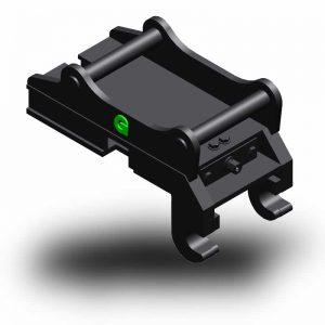 kaivinkoneen adapteri S60 NTP10
