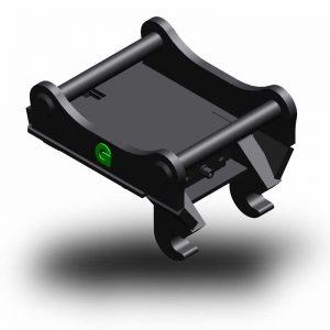 kaivinkoneen adapteri S80 NTP30